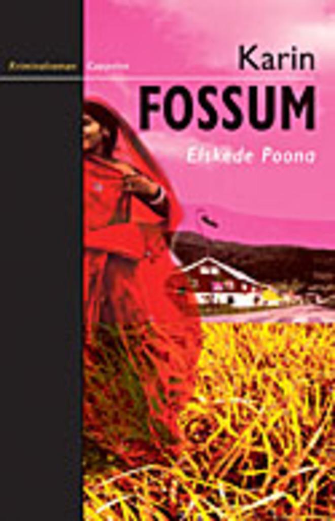 Elskede Poona : kriminalroman