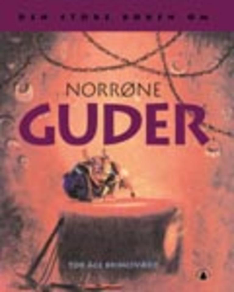 Den store boken om norrøne guder