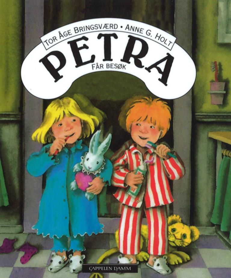 Petra får besøk