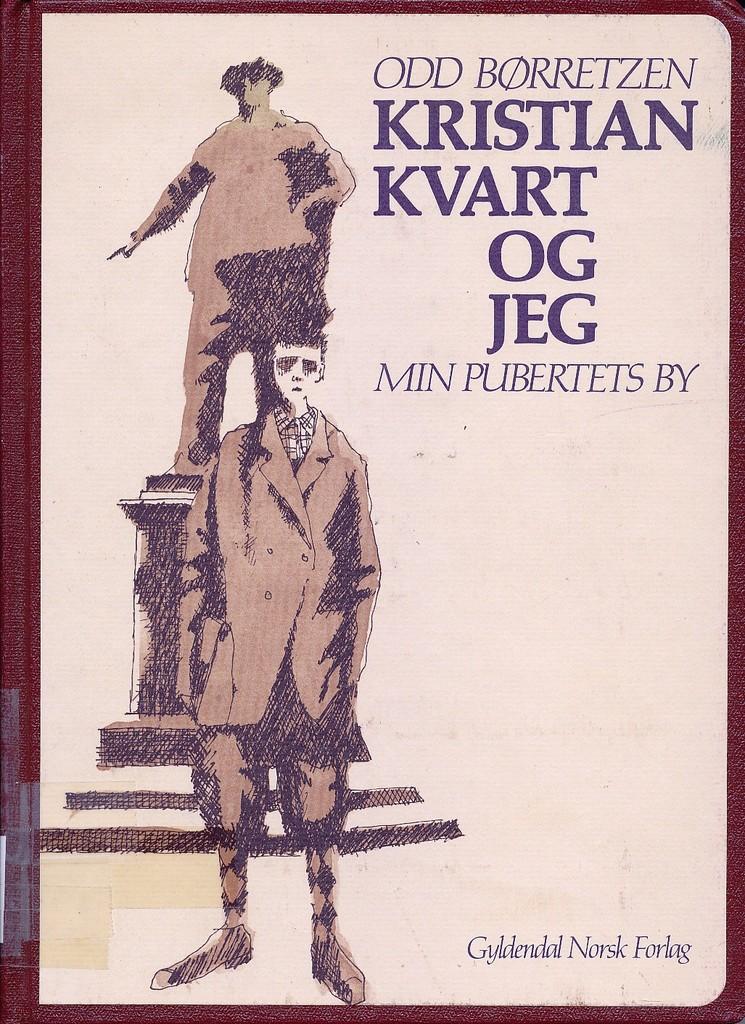 Kristian Kvart og jeg : min pubertets by