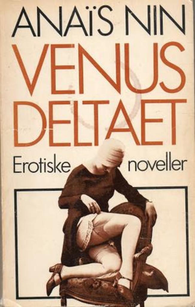 Venusdeltaet : erotiske noveller