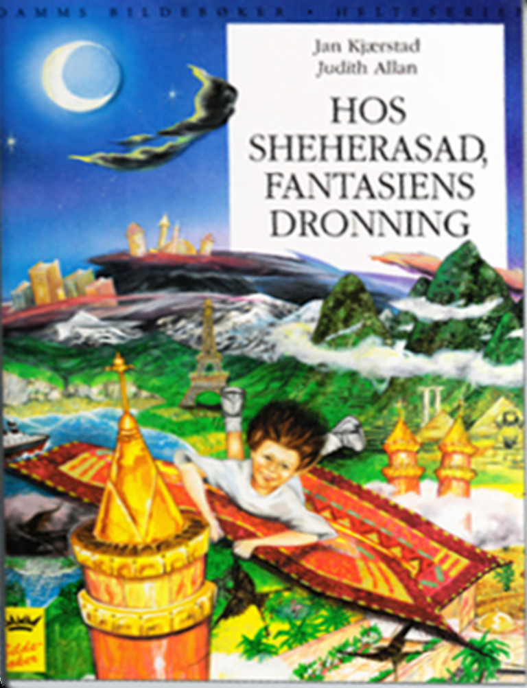 Hos Sheherasad, fantasiens dronning