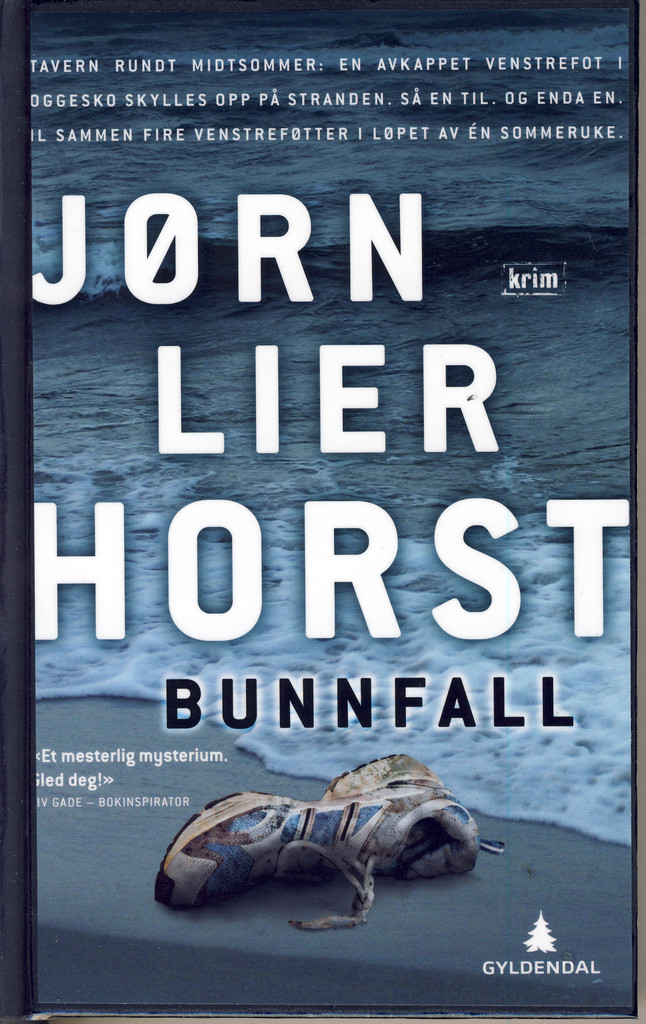 Bunnfall : kriminalroman