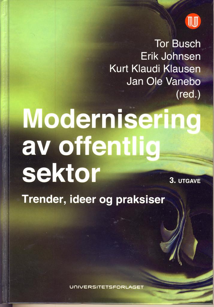 Modernisering av offentlig sektor