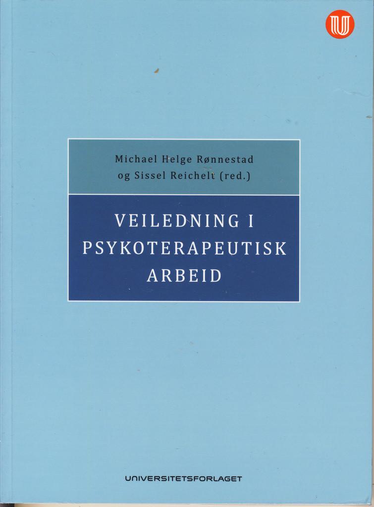Veiledning i psykoterapeutisk arbeid