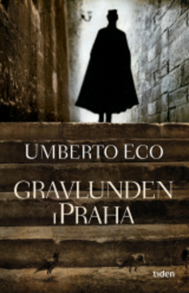 Gravlunden i Praha : roman