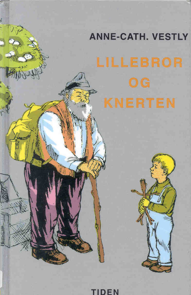 Lillebror og Knerten : [bind 1]