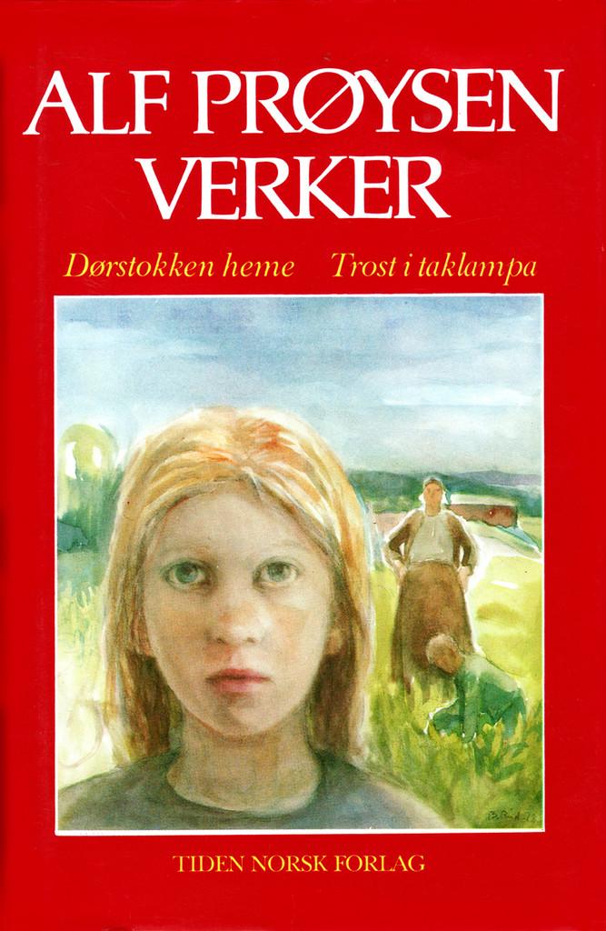 Dørstokken heme : noveller