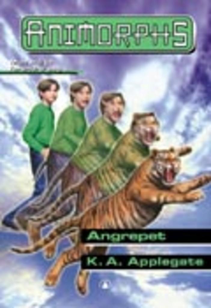 Animorphs . 26 . Angrepet