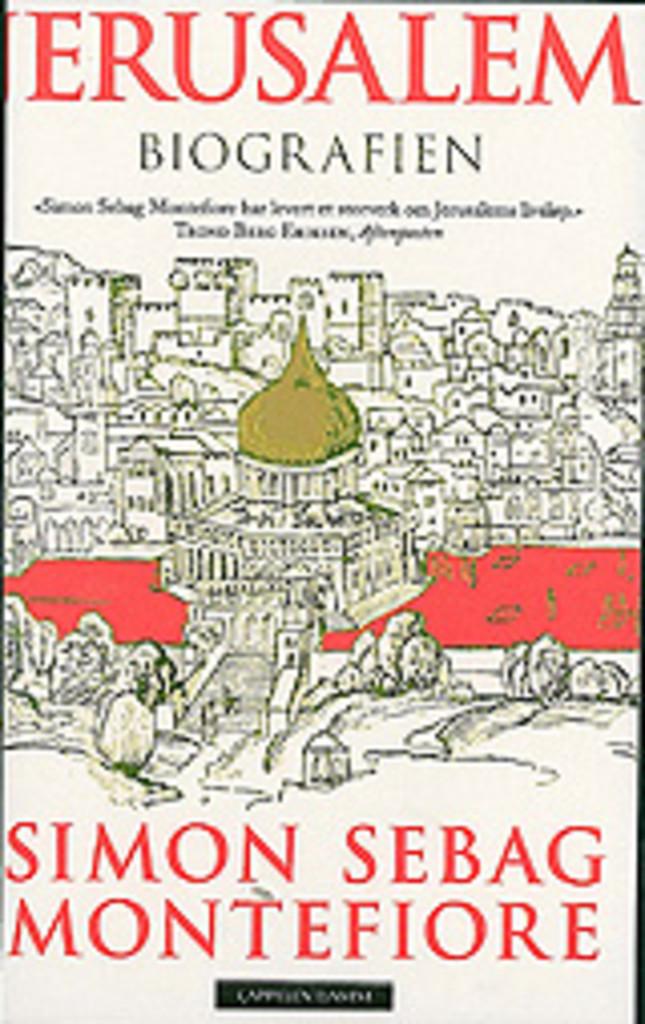 Jerusalem : biografien