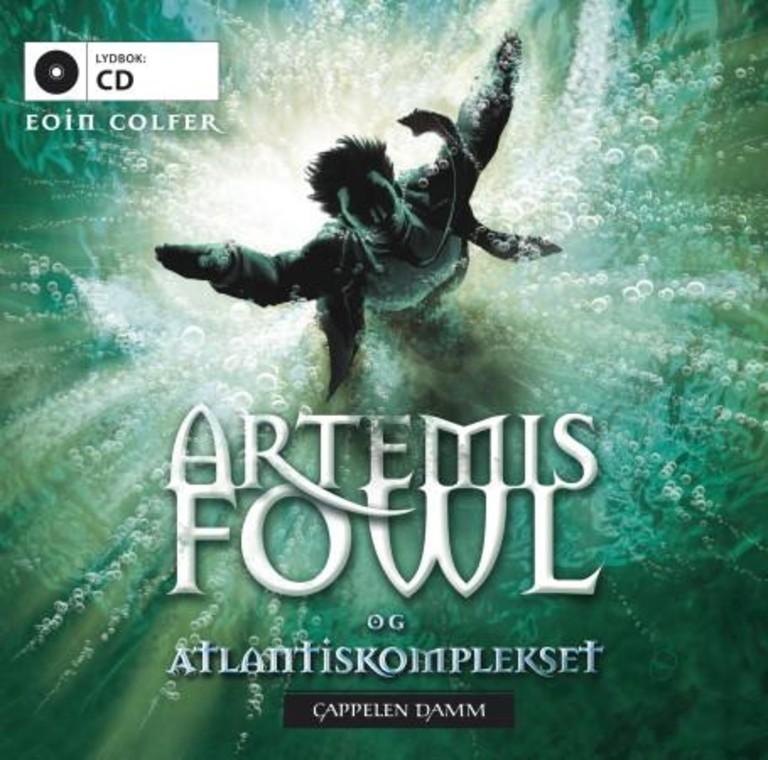 Artemis Fowl og Atlantiskomplekset . 7