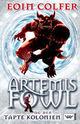 Omslagsbilde:Artemis Fowl og den tapte kolonien