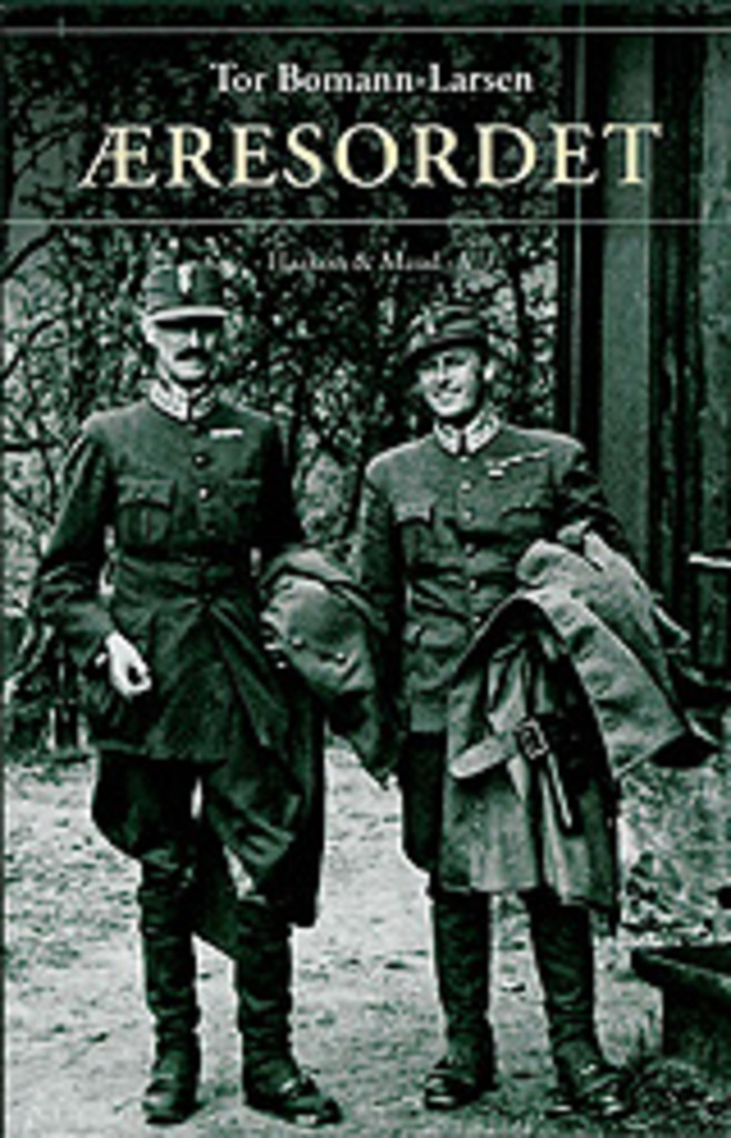 Haakon & Maud . V . Æresordet