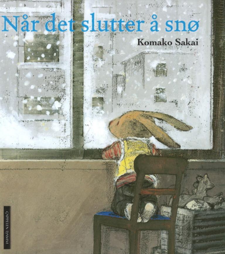 Når det slutter å snø