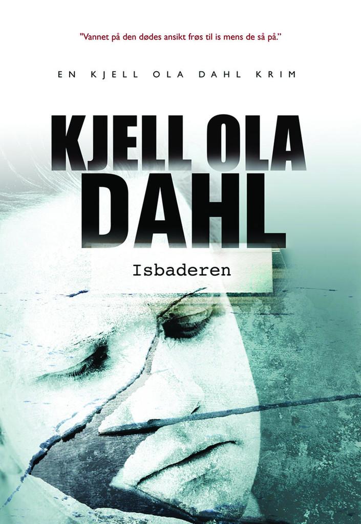 Isbaderen : kriminalroman