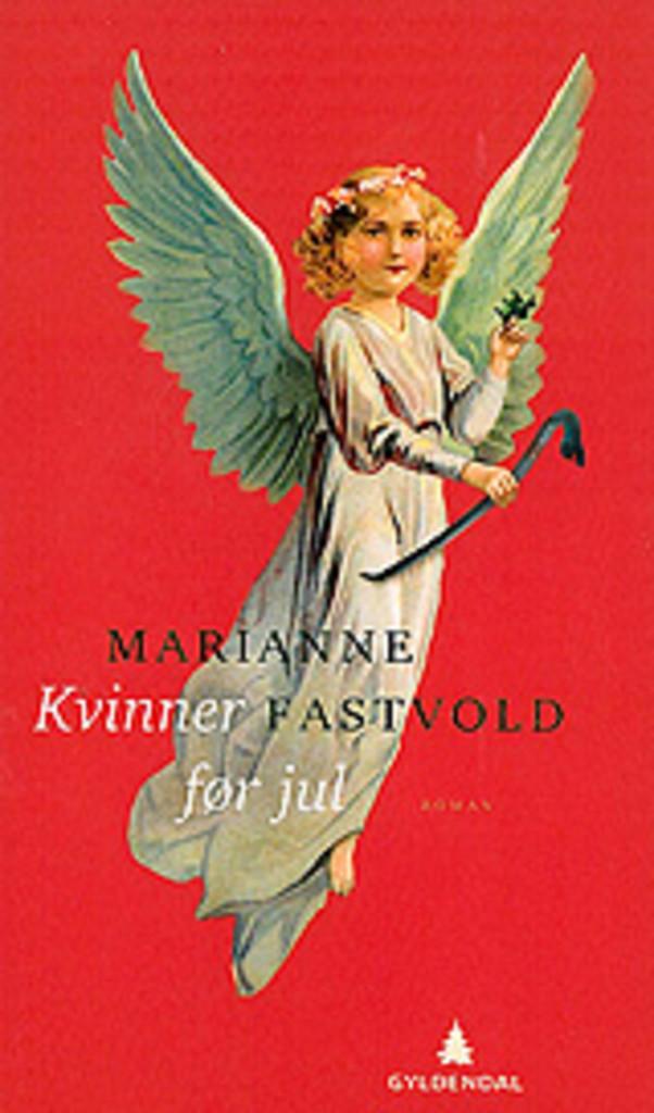 Kvinner før jul : roman