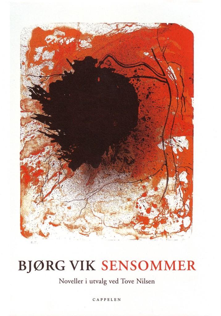 Sensommer : noveller i utvalg