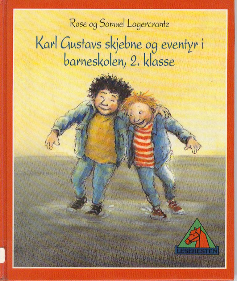 Karl Gustavs skjebne og eventyr i barneskolen : 2. klasse