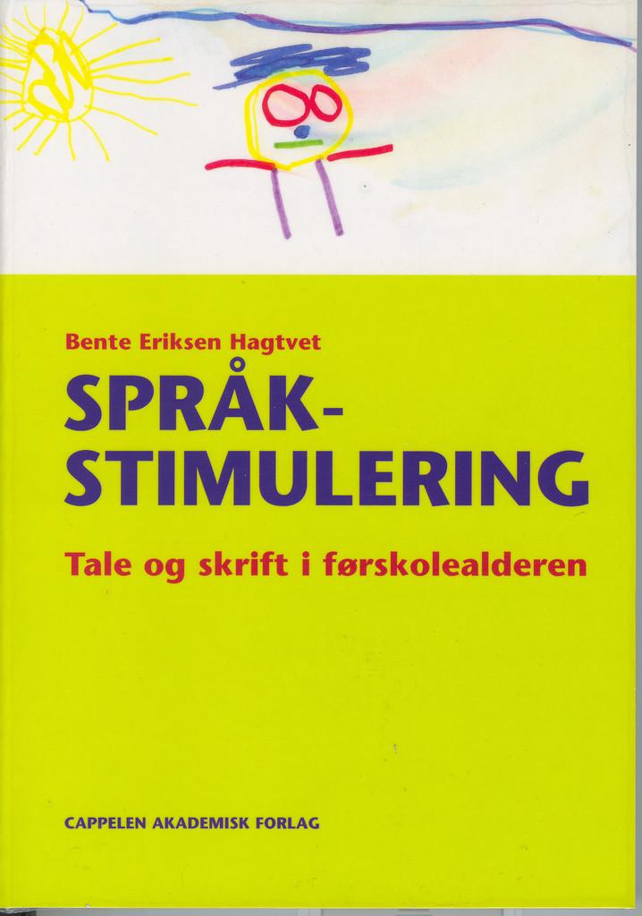 Språkstimulering : tale og skrift i førskolealderen