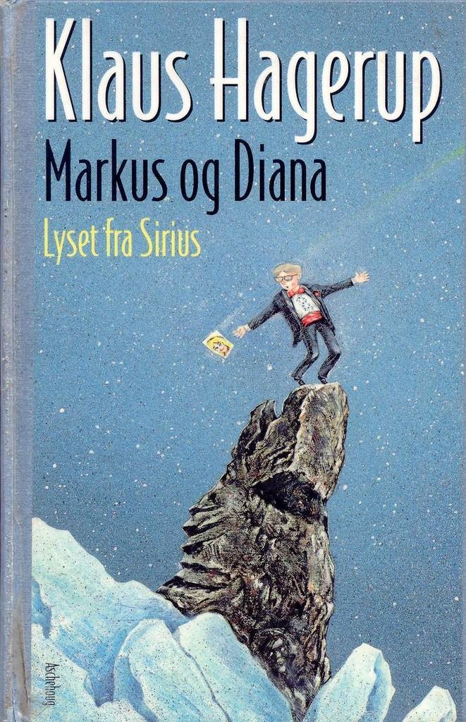 Markus og Diana : lyset fra Sirius