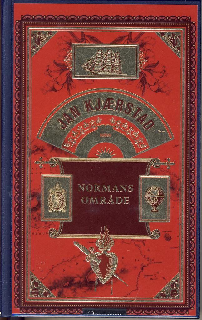 Normans område : roman