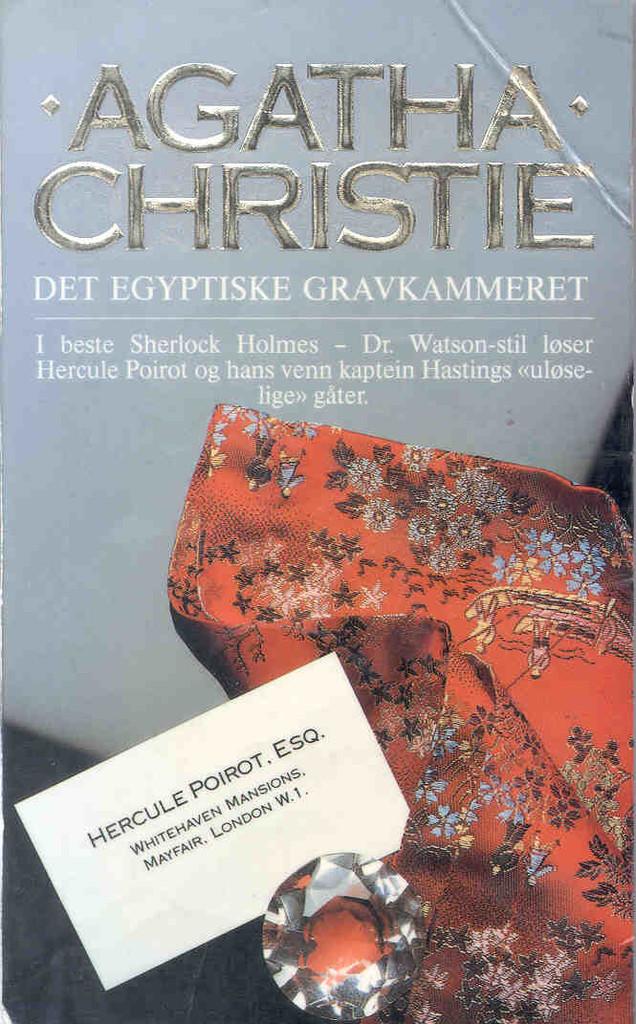 Det egyptiske gravkammeret og andre Poirot-mysterier