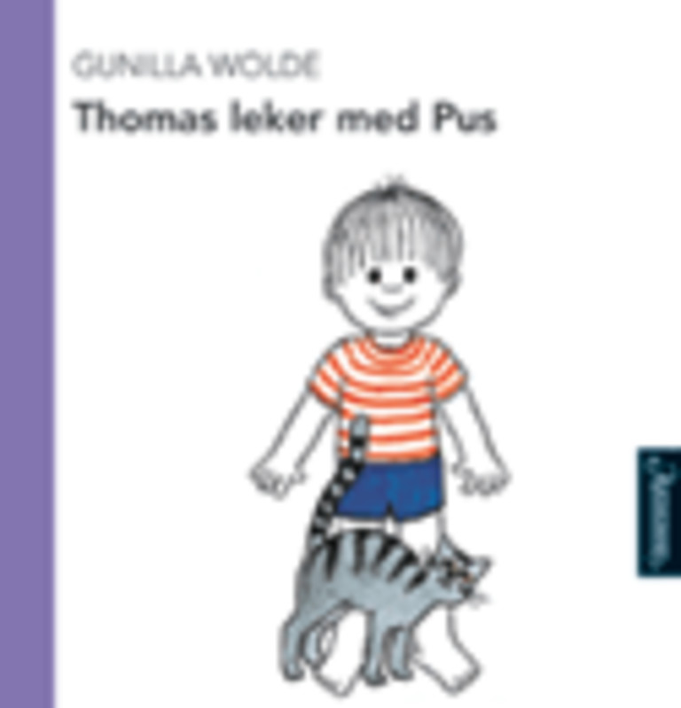 Thomas leker med Pus