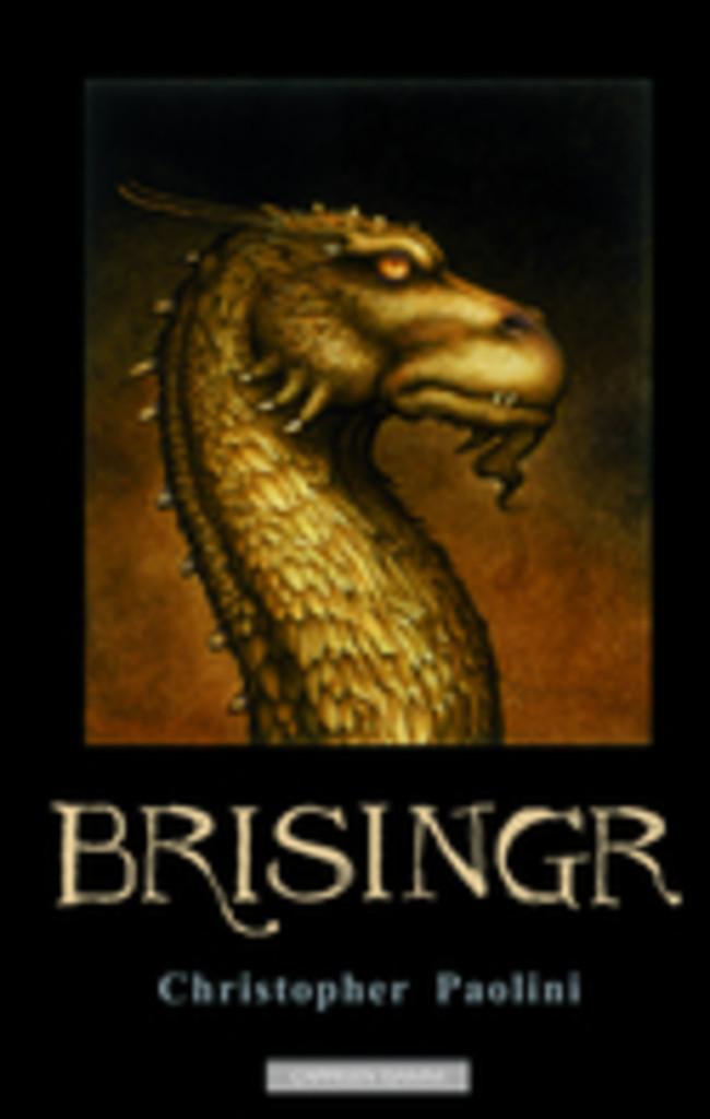 Brisingr : eller Eragon Skuggedreper og Safira Bjarteskulars sju løfter . 3