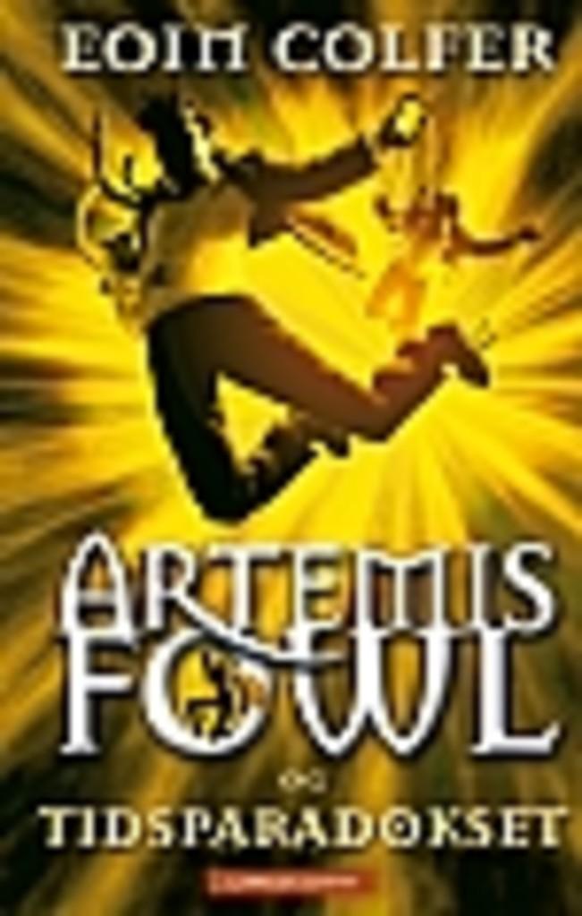 Artemis Fowl og tidsparadokset . 6