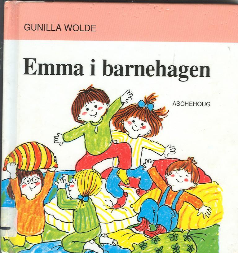 Emma i barnehagen