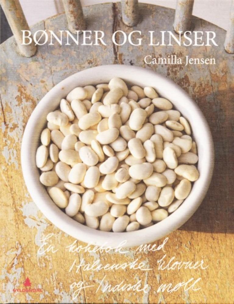 Bønner og linser : en kokebok med italienske klovner og indiske møll