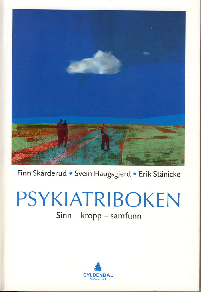 Psykiatriboken : sinn - kropp - samfunn