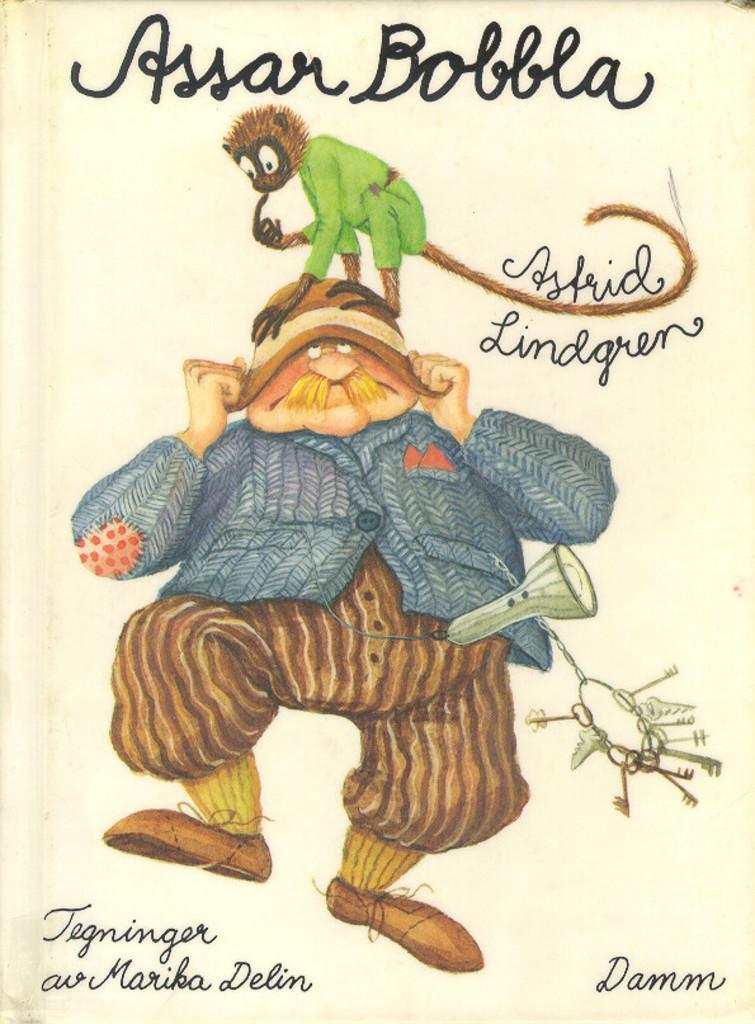 Assar Bobbla , eller Da det nesten ikke ble noen bok om Pippi Langstrømpe