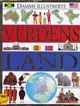 Omslagsbilde:Damms illustrerte verdens land
