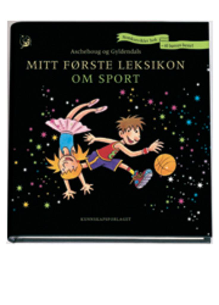 Mitt første leksikon om sport : sommeridretter