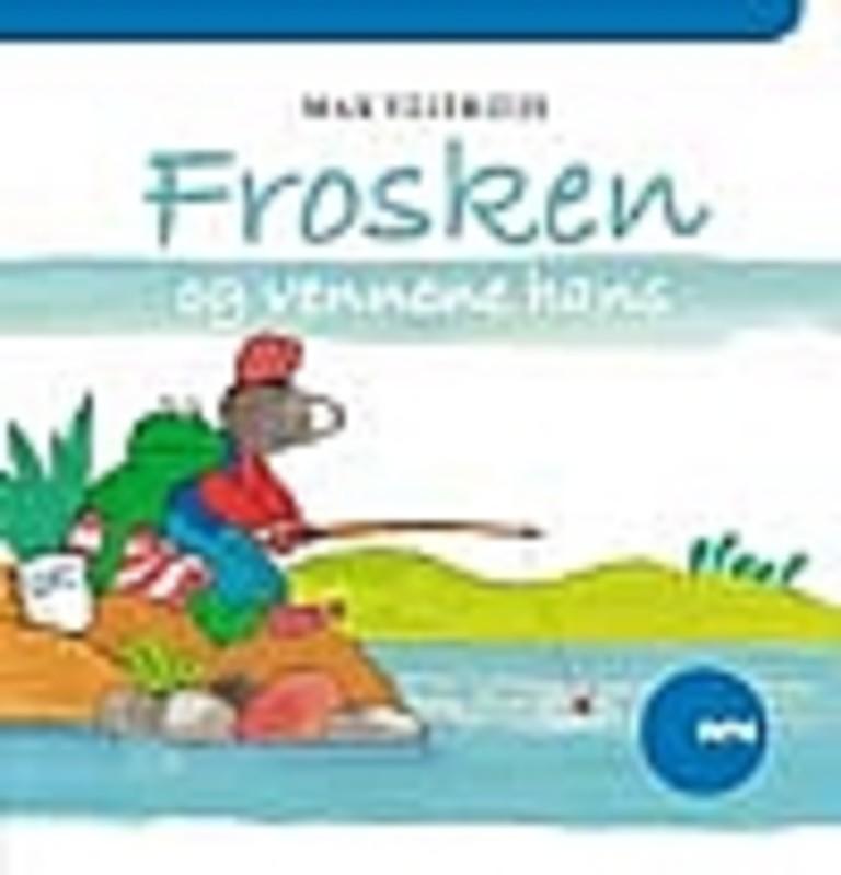 Frosken og vennene hans; omsett av Hanna Midtbø og Halldis Moren Vesaas