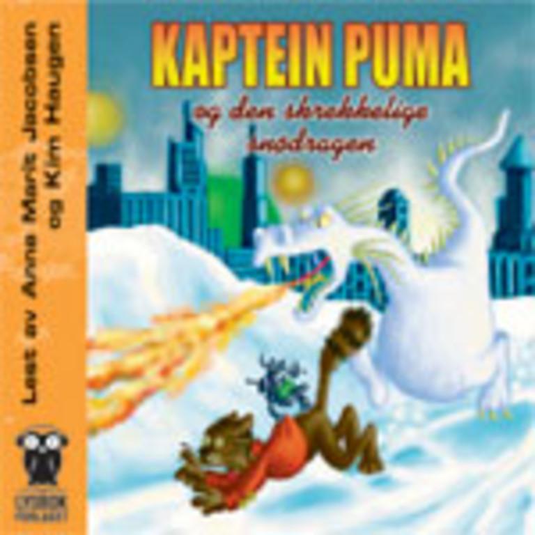 Kaptein Puma og den skrekkelige snødragen 2