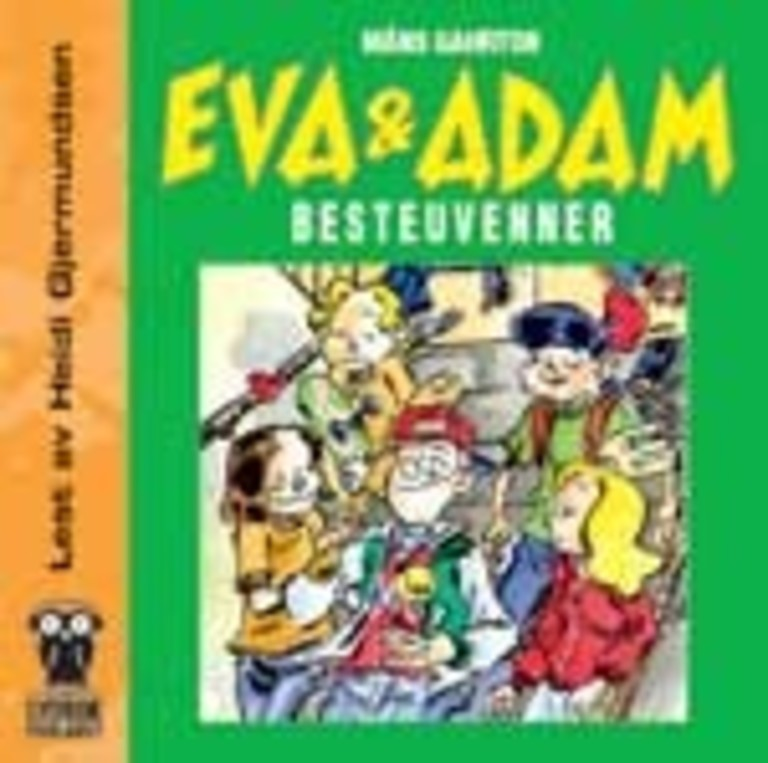 Eva & Adam : Besteuvenner . 3
