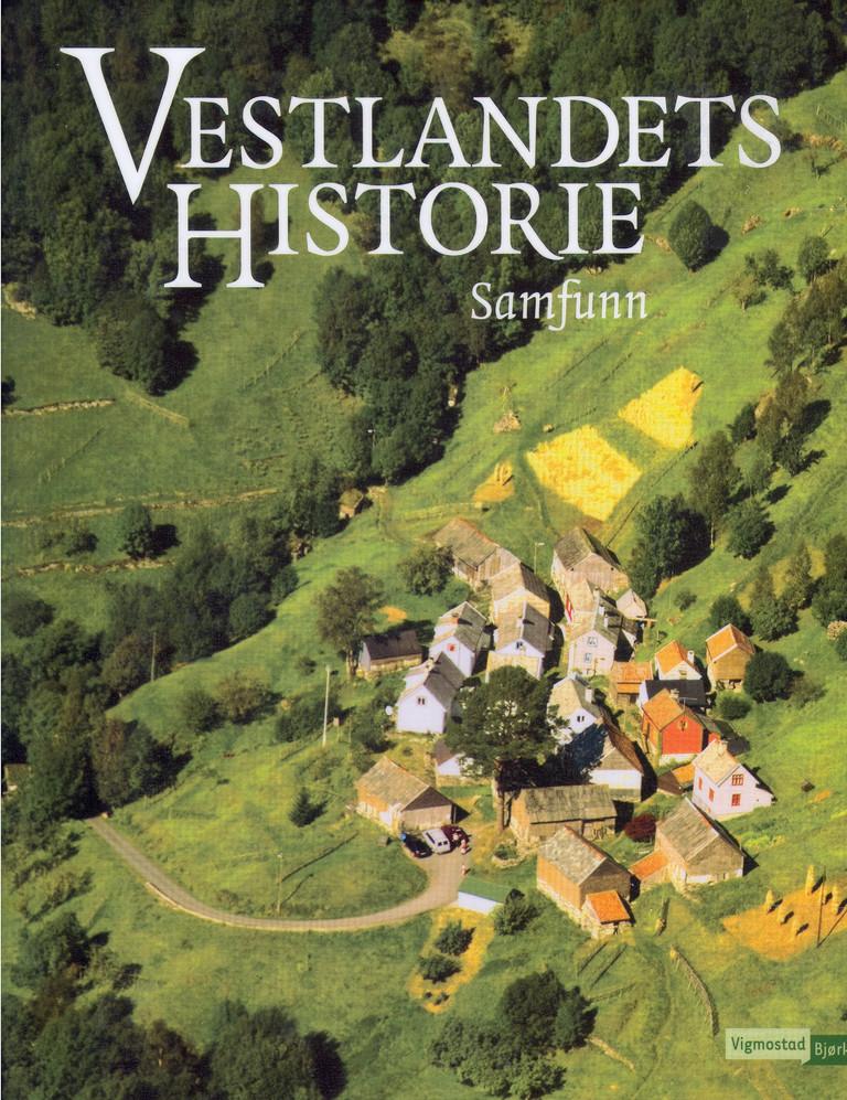 Vestlandets historie