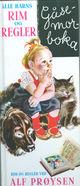 Omslagsbilde:Alle barns rim og regler : gåsemorboka