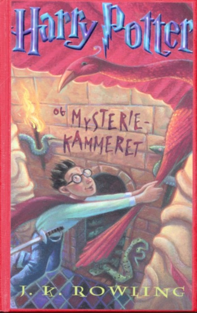 Harry Potter og mysteriekammeret . 2