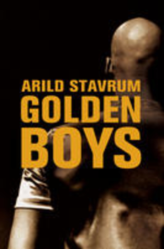 Golden boys : roman