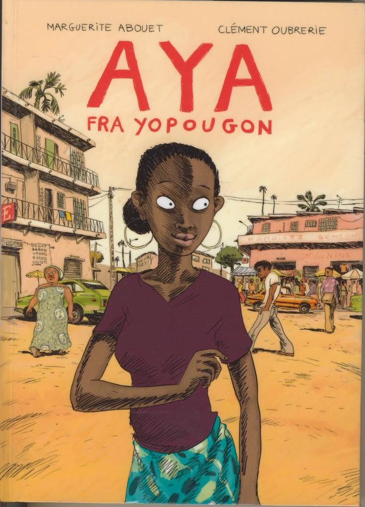 Aya fra Yopougon