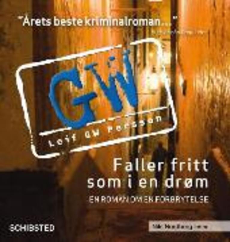 Faller fritt som i en drøm : en roman om en forbrytelse