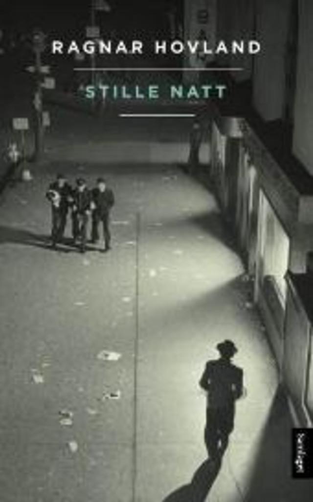 Stille natt : roman