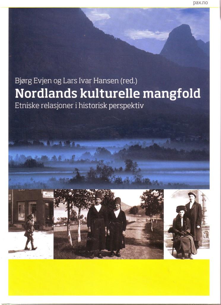 Nordlands kulturelle mangfold : etniske relasjoner i historisk perspektiv
