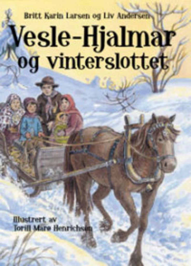 Vesle-Hjalmar og vinterslottet