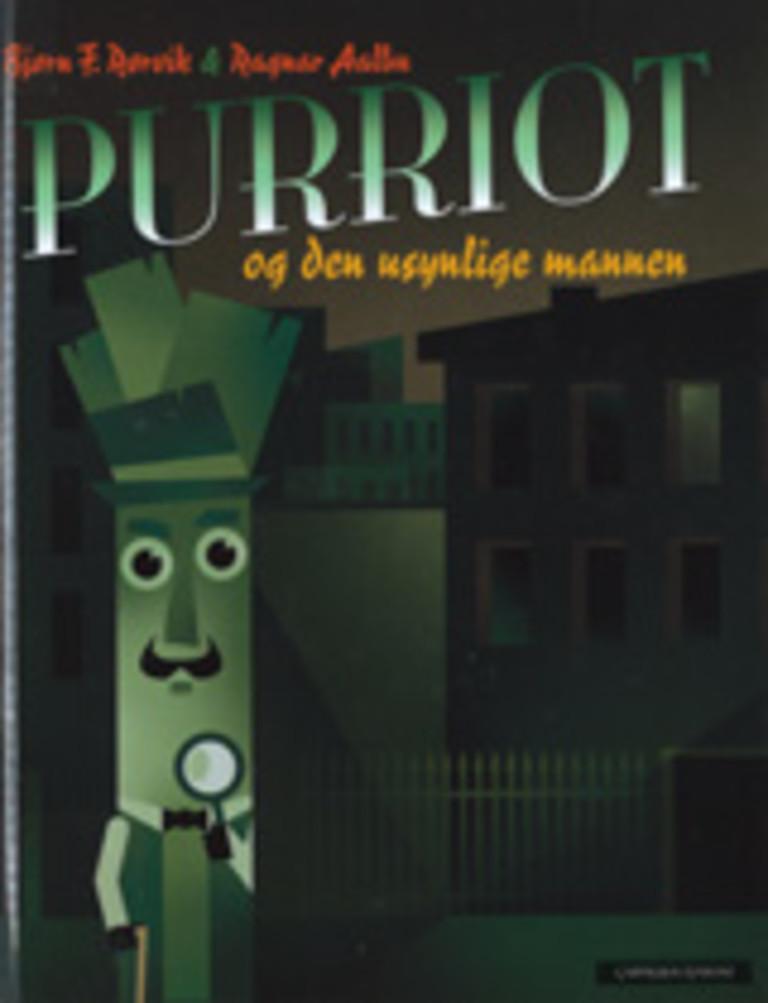 Purriot og den usynlige mannen