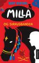 Omslagsbilde:Milla og sirkusbanden . b.5