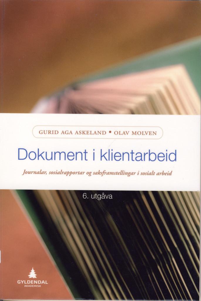 Dokument i klientarbeid